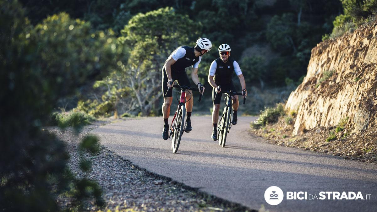 non perdiamo di vista il divertimento in bici