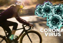 Andare in bici con il Coronavirus