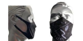 mascherina sportiva personalizzabile