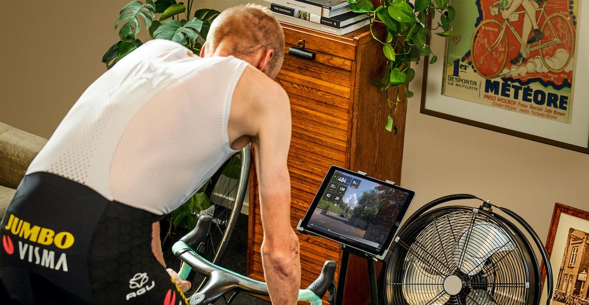 app per l'allenamento indoor
