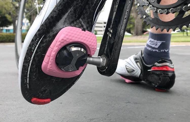 dettagli dei pedali SPEEDPLAY