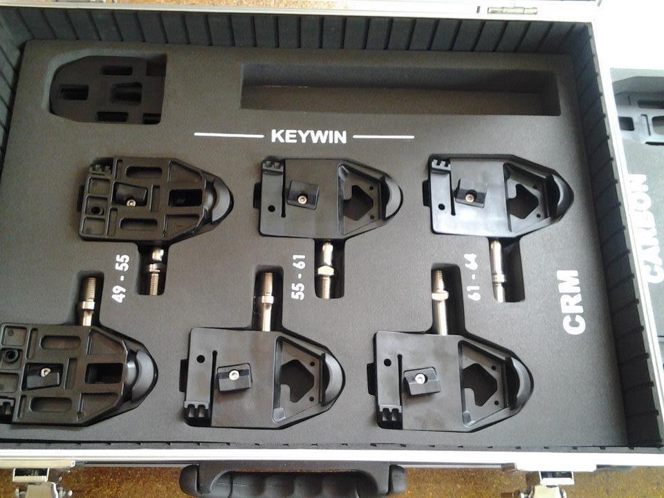 dettagli dei pedali KEYWIN