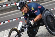 Incidente in handbike per Zanardi