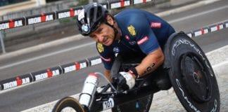 Incidente in handbike per Zanardi