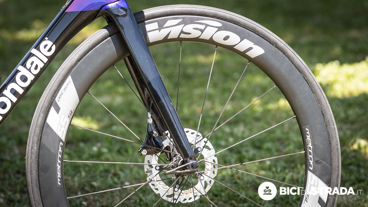Vision Metron 55 SL Disc