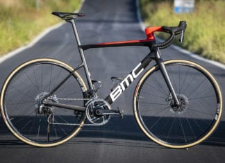 Nuova BMC Teammachine SLR01
