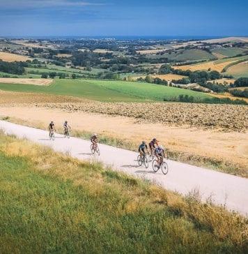 Romagna in gravel bike