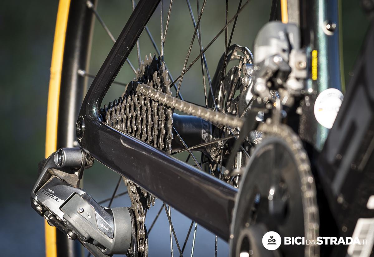attriti e scorrevolezza della bici