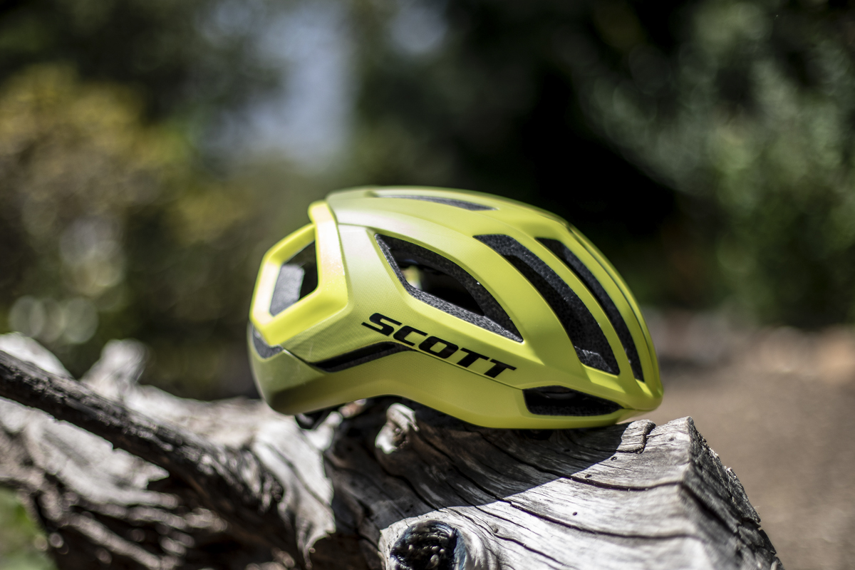 casco Scott Centric Plus