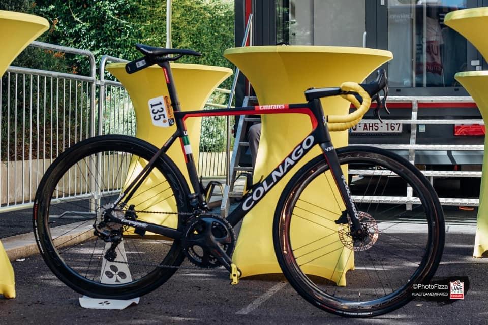 bici speciali viste al Tour