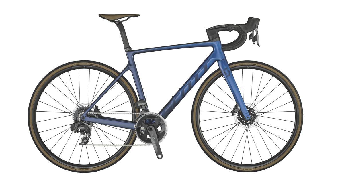 bici da Strada Scott 2021