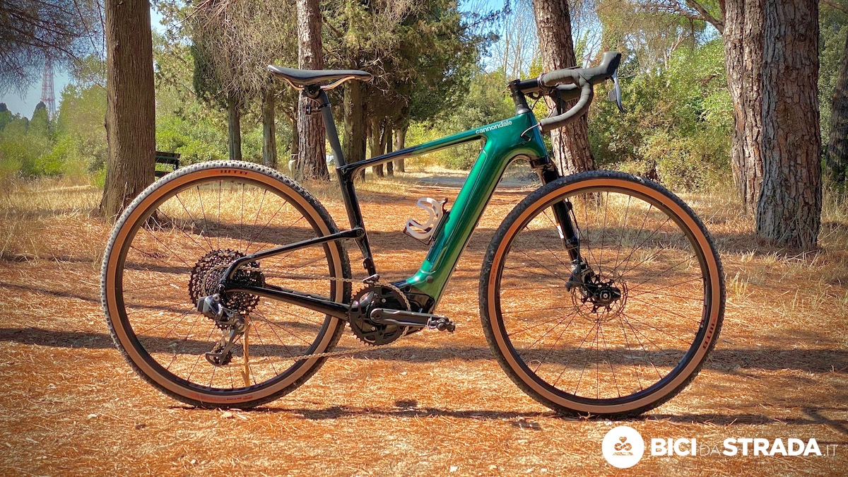 Cannondale Topstone neo gravel