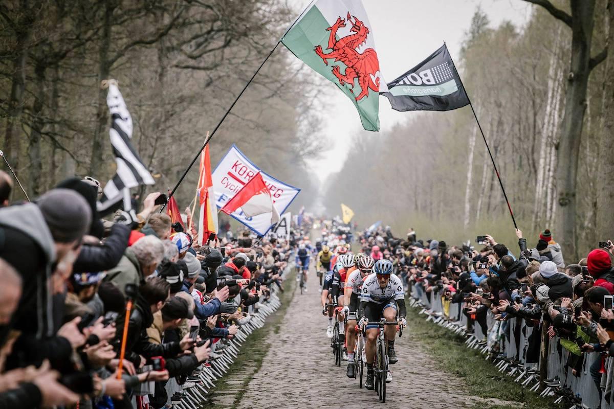 Annullata la Parigi-Roubaix