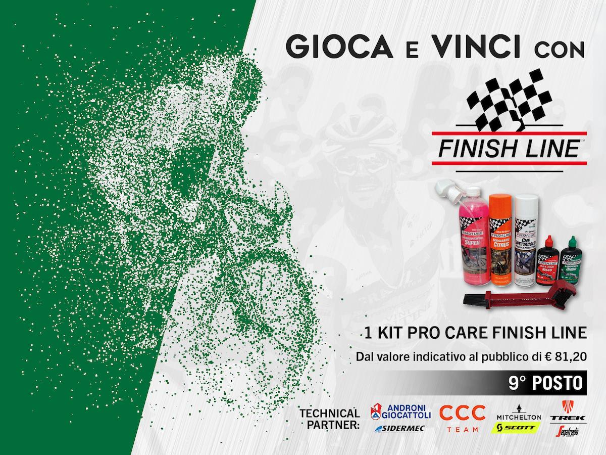 gioca e vinci con Ciclo Promo