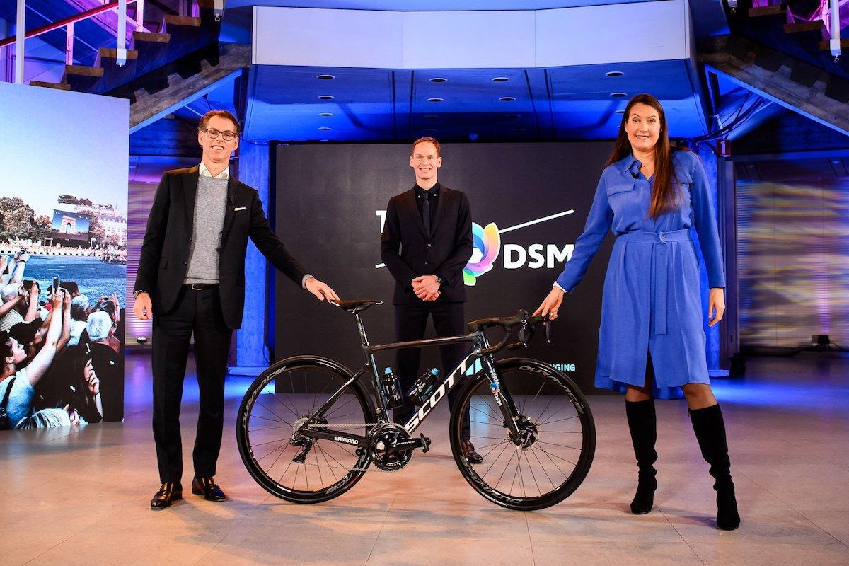 Scott del Team DSM