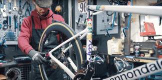 Prendersi cura di una bici del Giro d'Italia