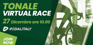 Pedalitaly Tonale Virtual Race