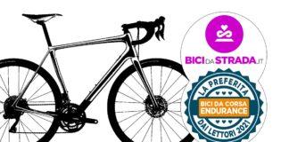 bici endurance 2021 preferita