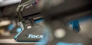 app Tacx con Garmin Connect