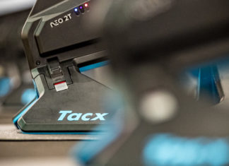 app Tacx con Garmin Connect