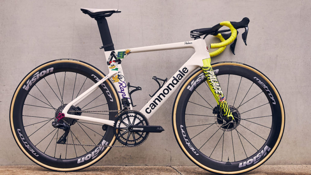 Ef Pro Cycling e Cannondale