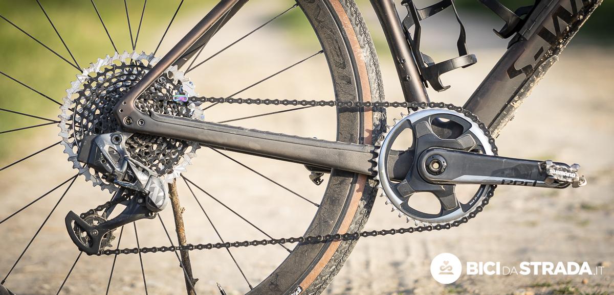 rapporti per la bici gravel
