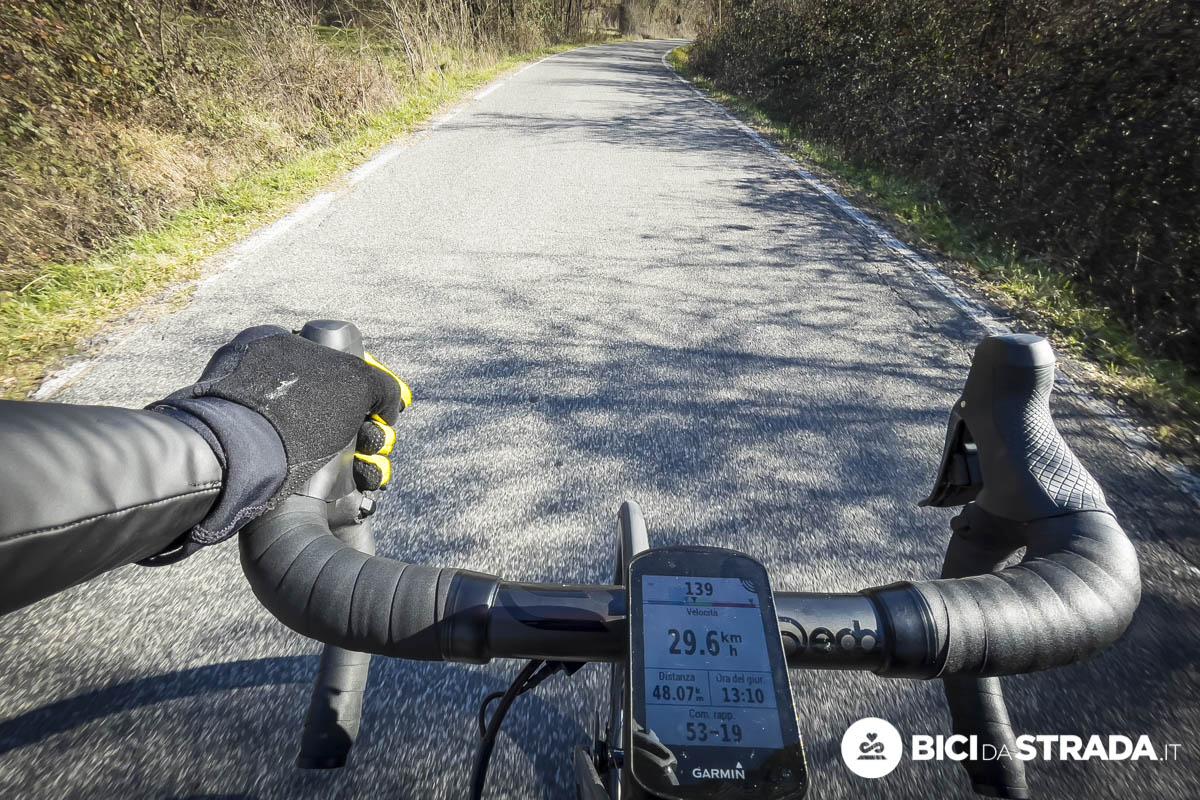La Zona Arancione per un ciclista