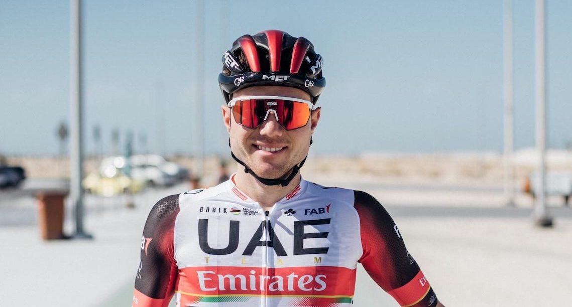 Marc Hirschi all'UAE Team Emirates