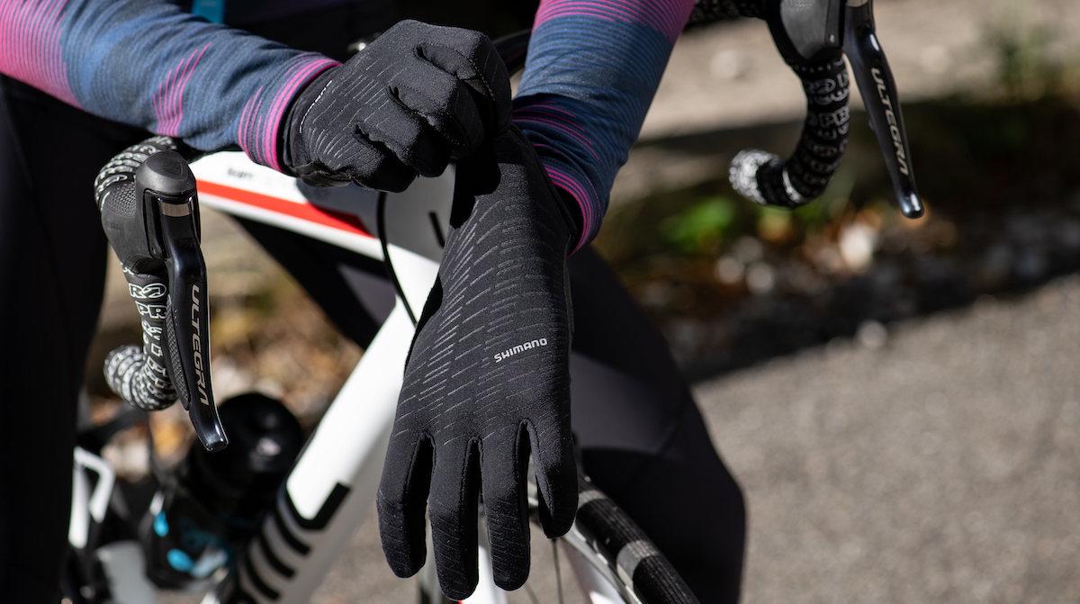 Freddo alle mani in bici