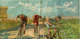 origini della bicicleta in Italia