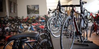 sistema di vendita delle bici
