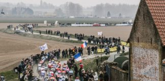 Parigi-Roubaix 2021 è rinviata