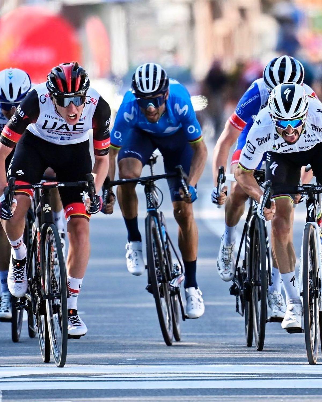 potenza di Valverde alla Liegi