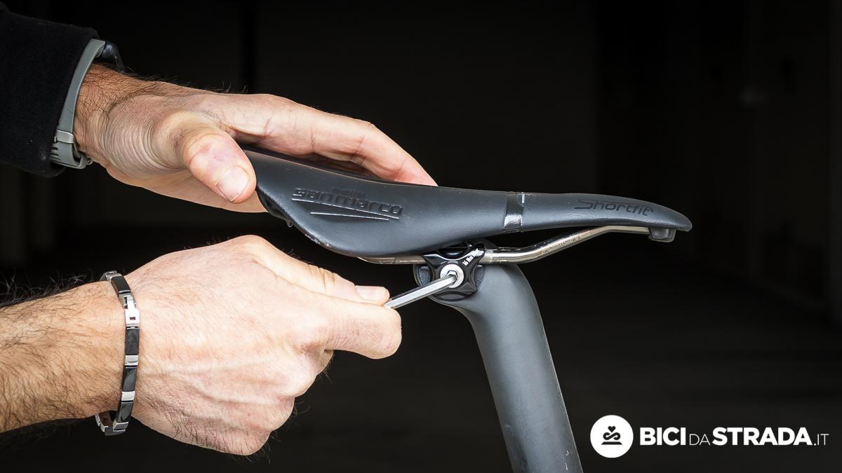 Quando cambiare la sella della bici