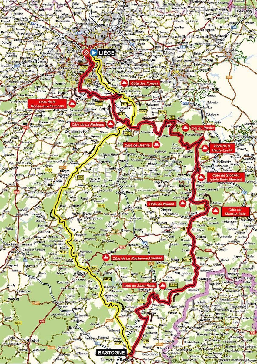 Liegi-Bastogne-Liegi 2021
