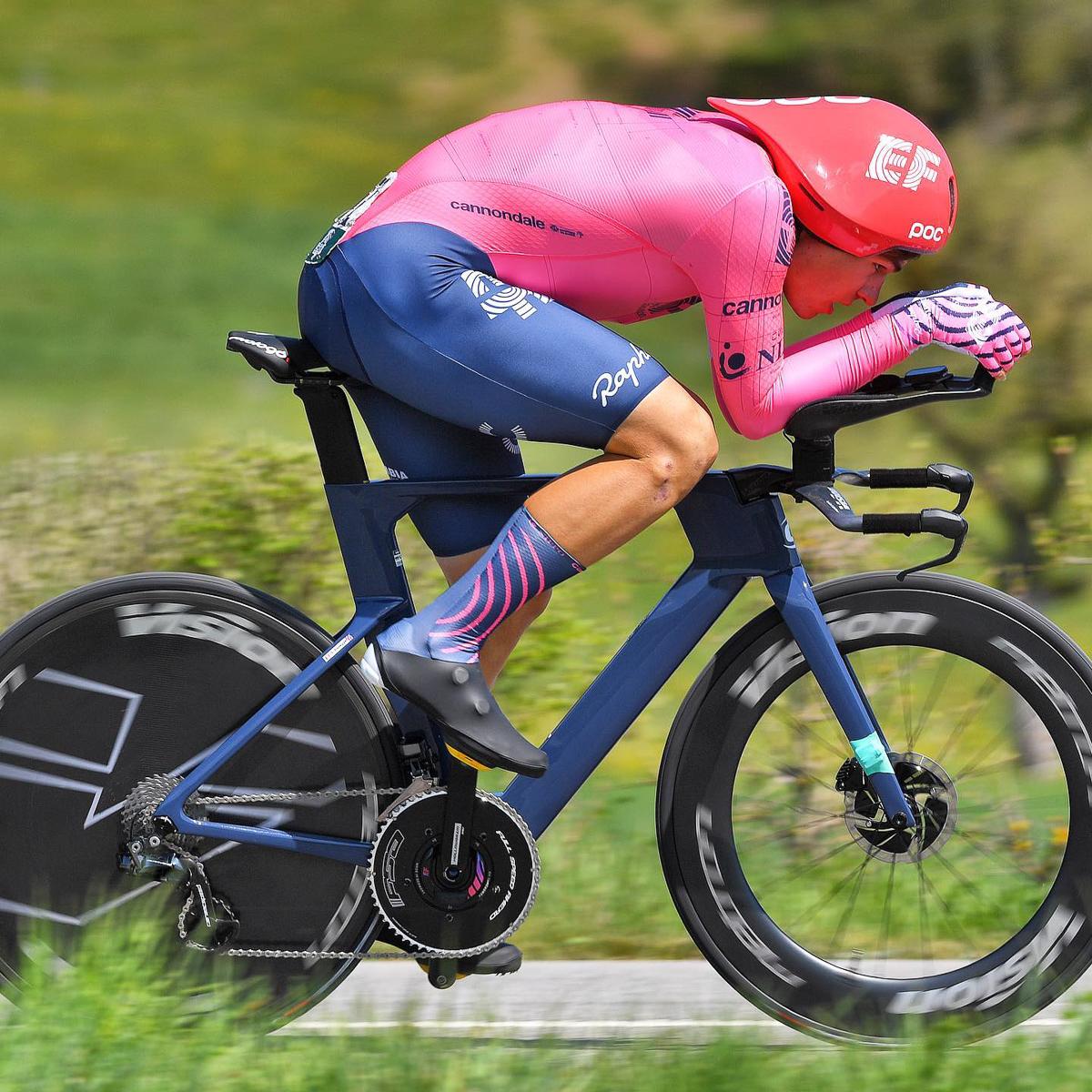 Team EF al Giro 2021