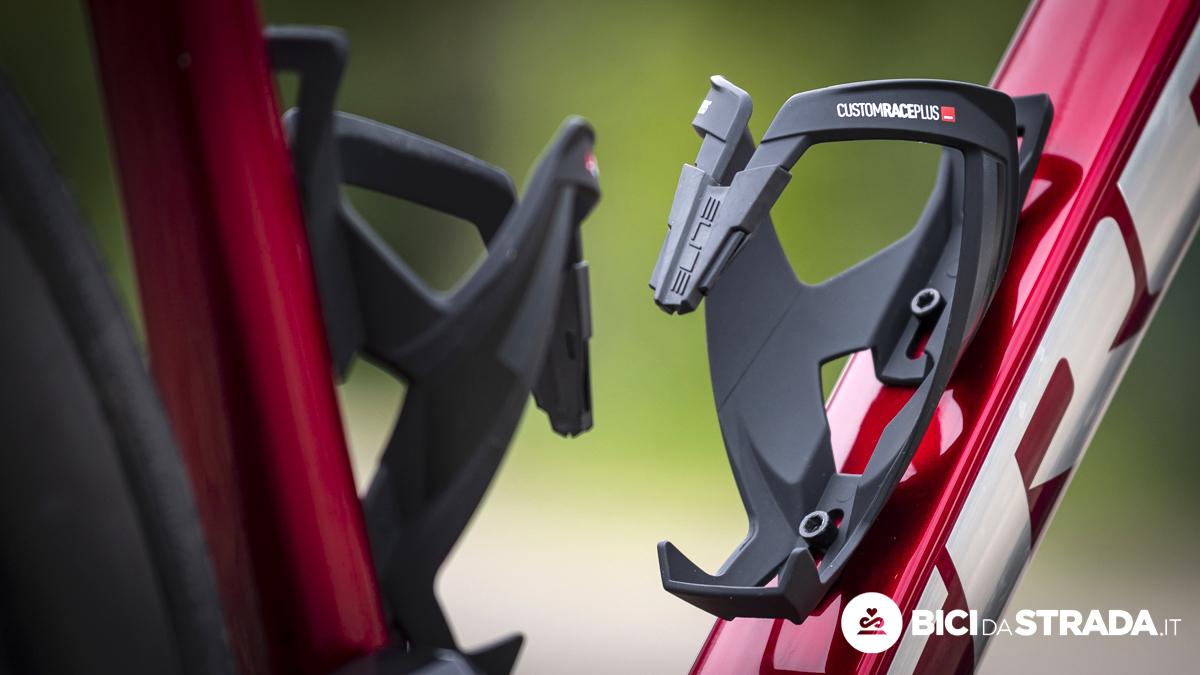 Scegliere il portaborraccia della bici da corsa e della gravel bike