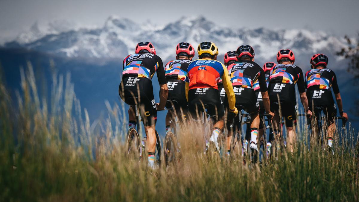 Team EF al Giro 2021: nuovi completi ma non solo…