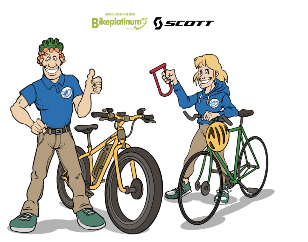 Proteggere la bici dal furto