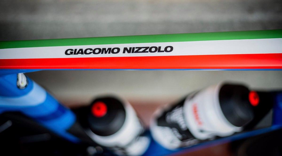 Giro d'Italia: ecco la nuova Bmc TMR di Nizzolo