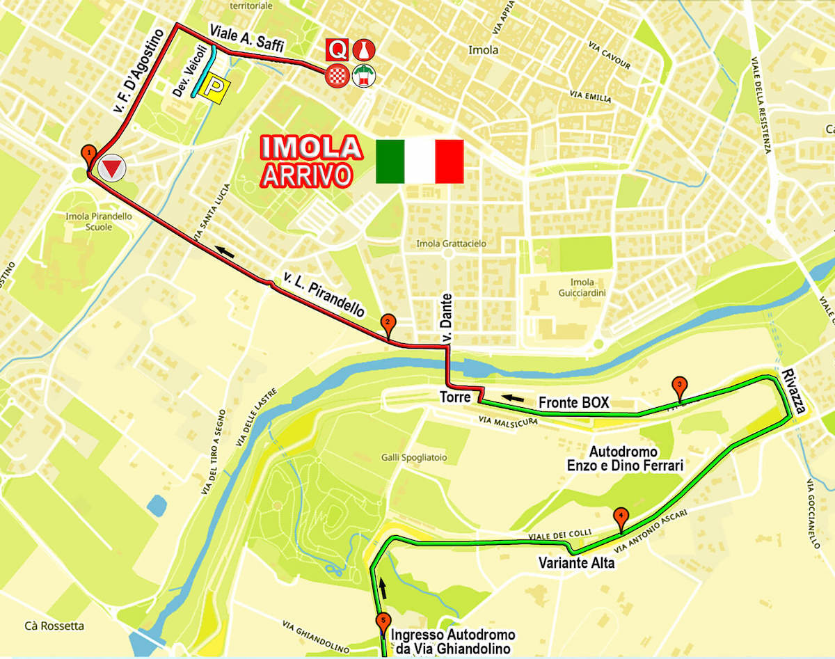 Campionati Italiano Strada Elite