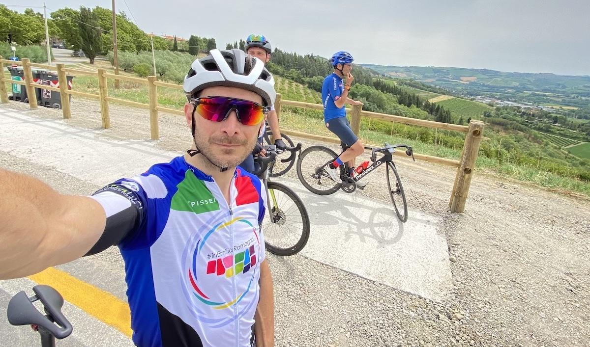 Sul circuito tricolore con Cassani: obiettivo Olimpiadi di Tokyo