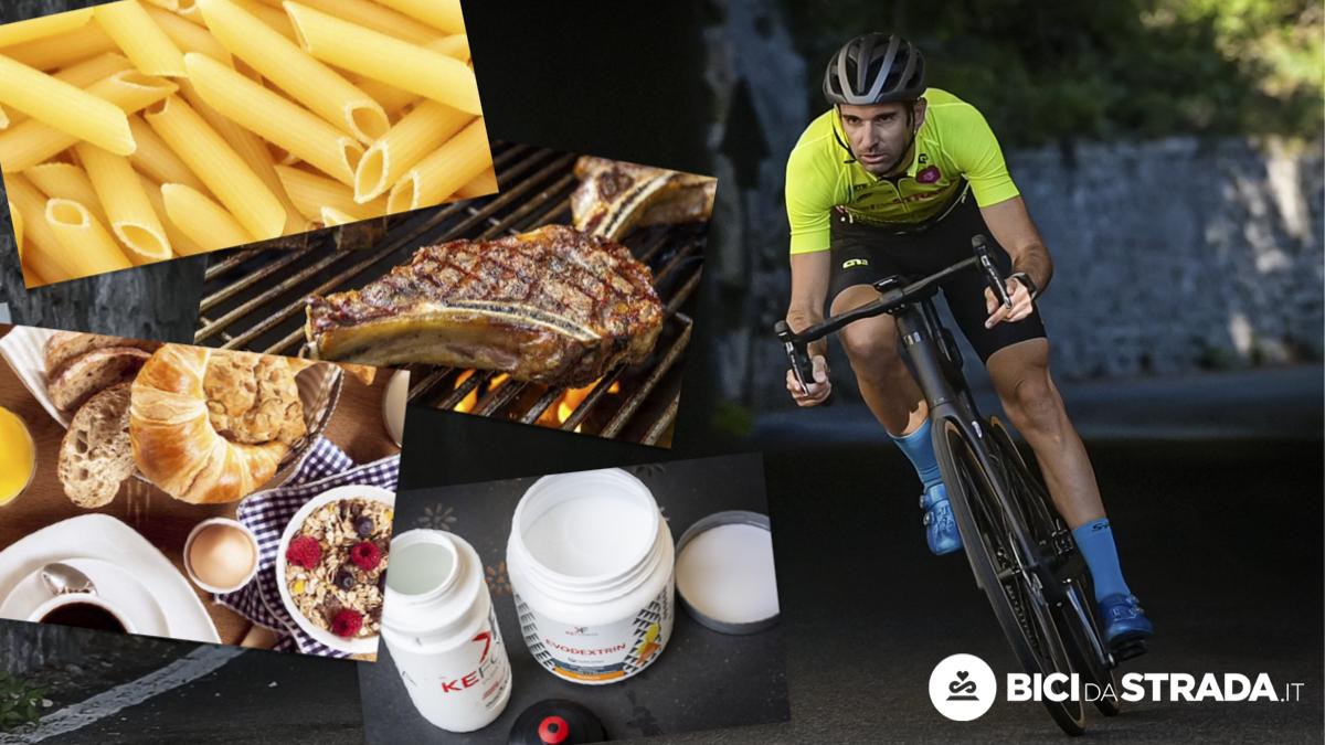 Alimentazione e ciclismo: la guida definitiva agli sforzi di lunga durata