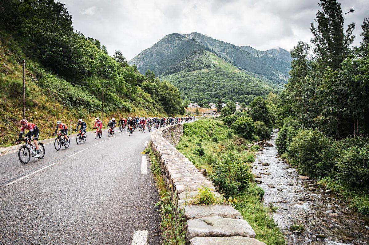 percorso della tappa 17 del Tour
