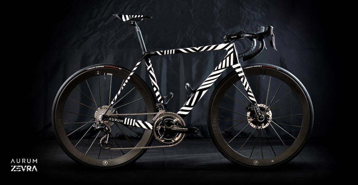 Aurum Zevra: la prima edizione limitata della bici di Contador e Basso