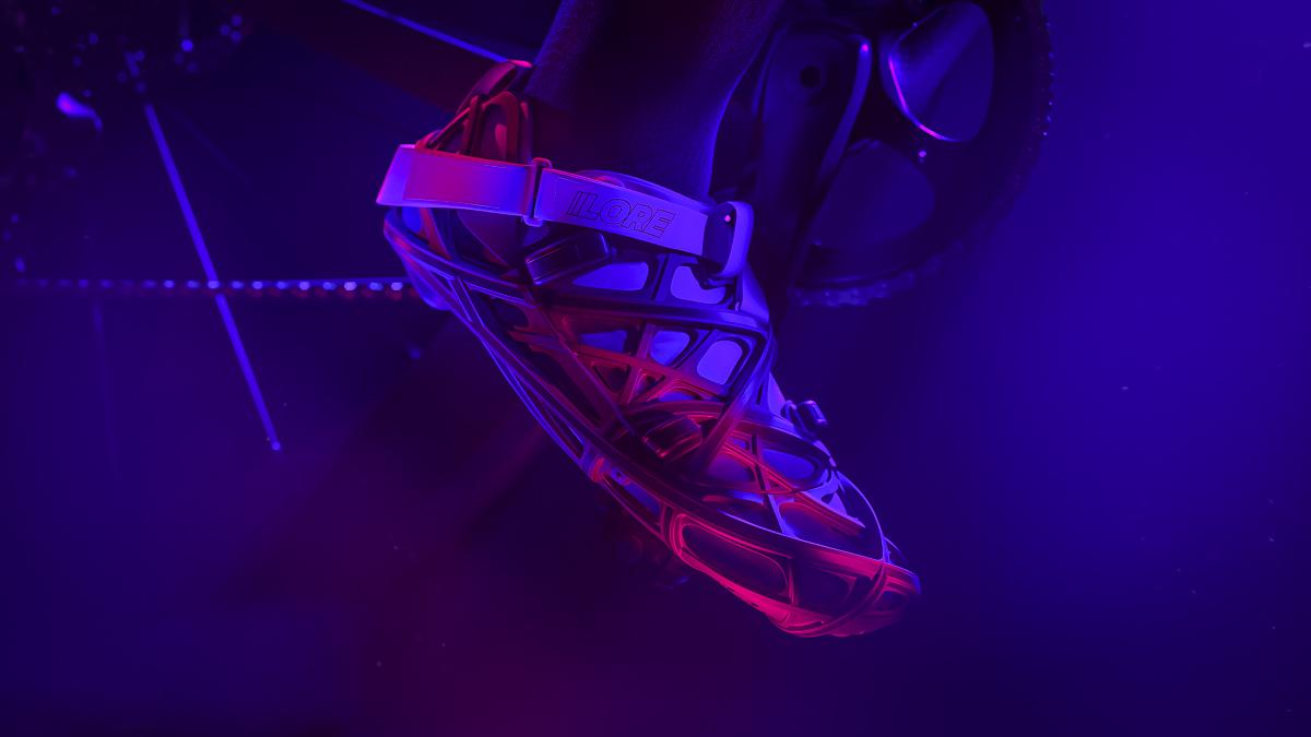 Scarpe LoreOne: 100% su misura, con struttura stampata in 3D