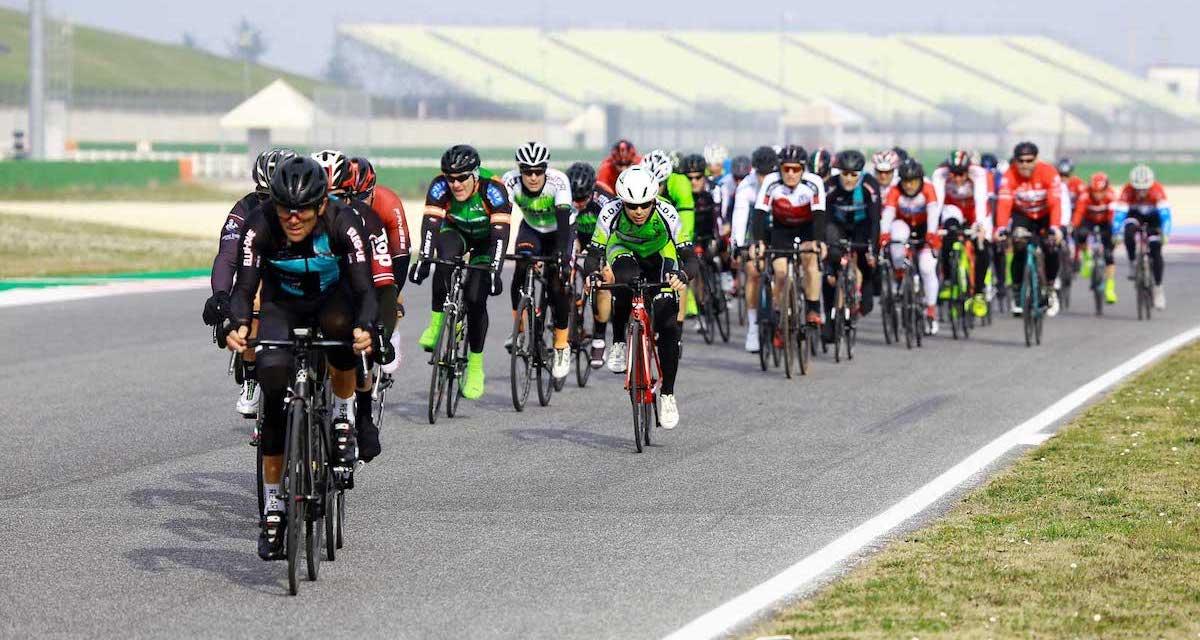 Misano Bike: partenza dal circuito MotoGp e poi percorso unico da 99 km