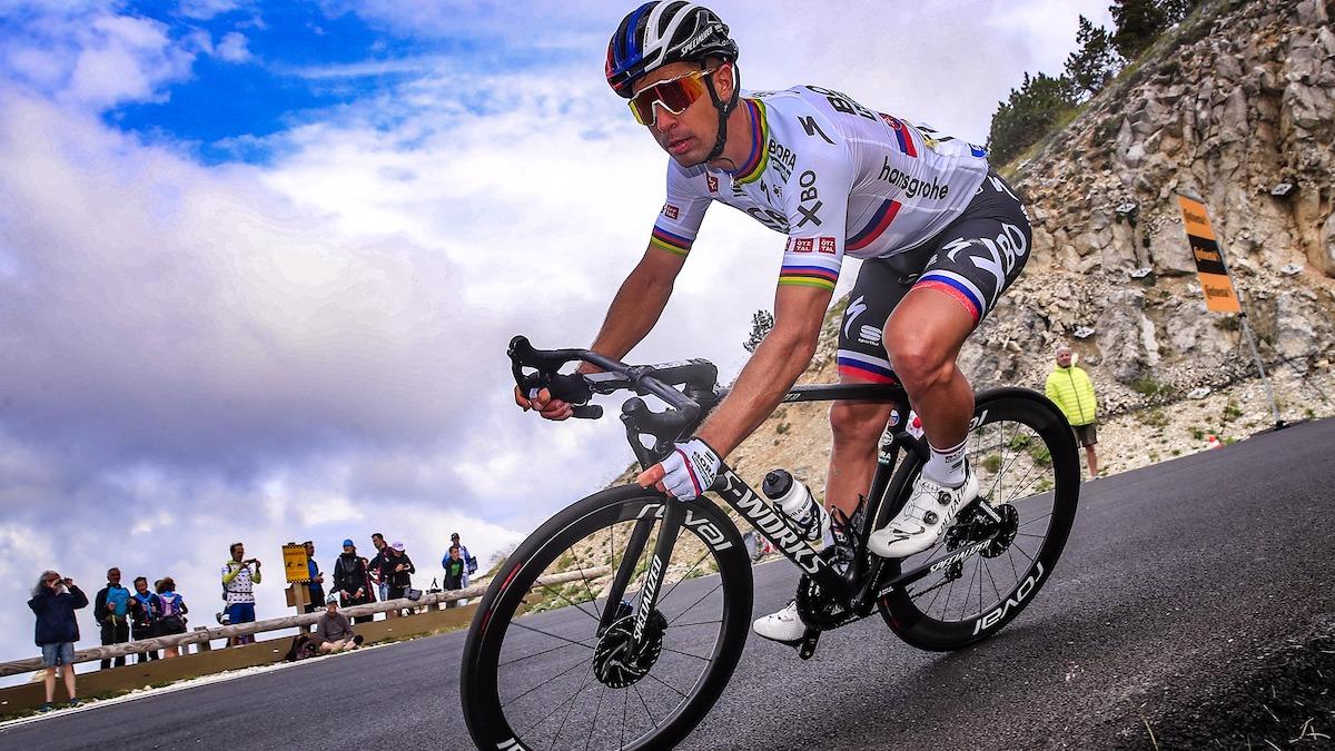 """Sagan alla TotalEnergies, ma non cambierà bici e """"scudieri"""""""