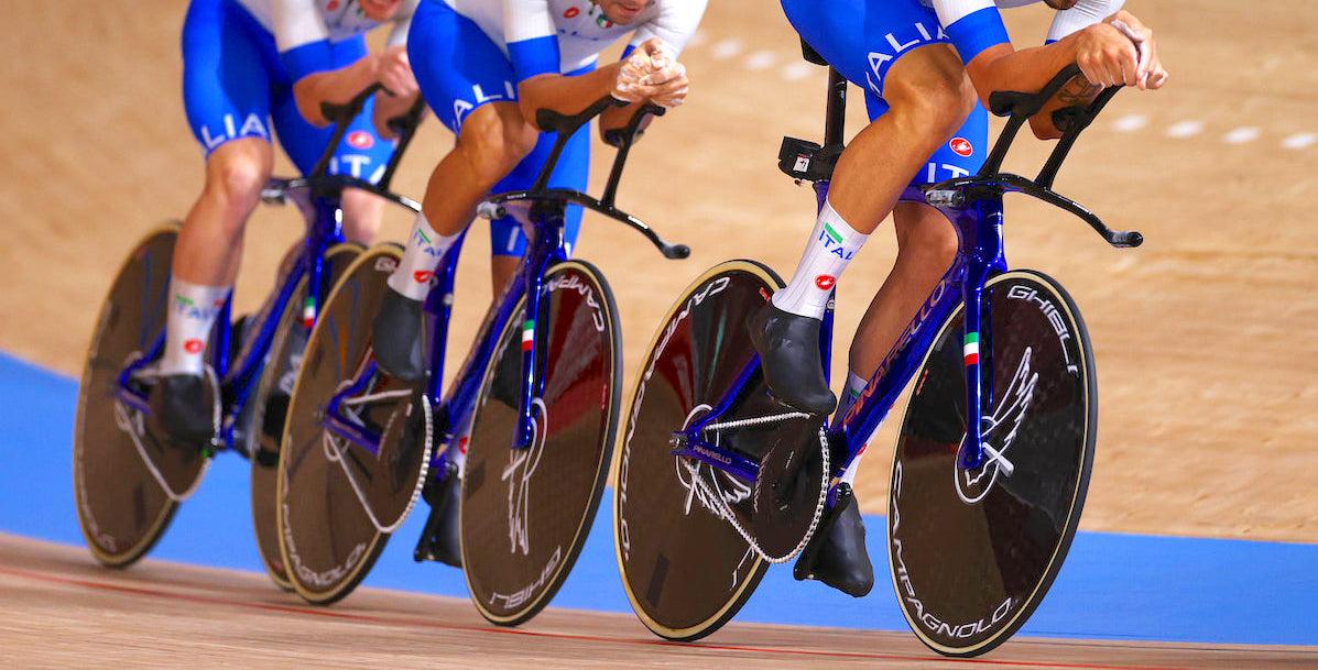 Le bici da pista della Nazionale Italiana a Tokyo 2020? Ecco i dettagli