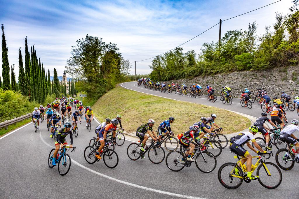 Dorelan ReActive Cycling: 94,5 km di saliscendi fra le colline del Garda